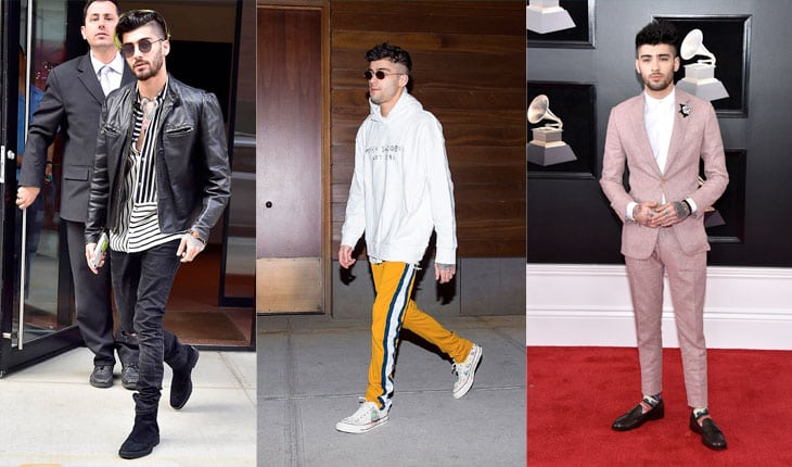 Famosos estilosos
