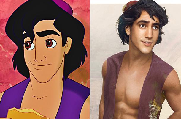 Artista finlandês faz versões realistas de príncipes da Disney