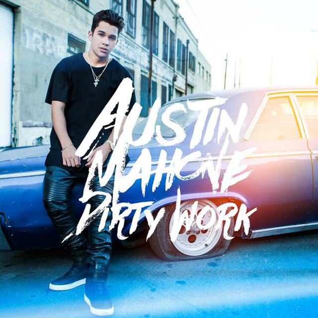 """Ouça """"Dirty Work"""", novo single de Austin Mahone"""