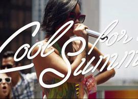 """Assista ao lyric video do novo hit de Demi Lovato: """"Cool For The Summer"""""""