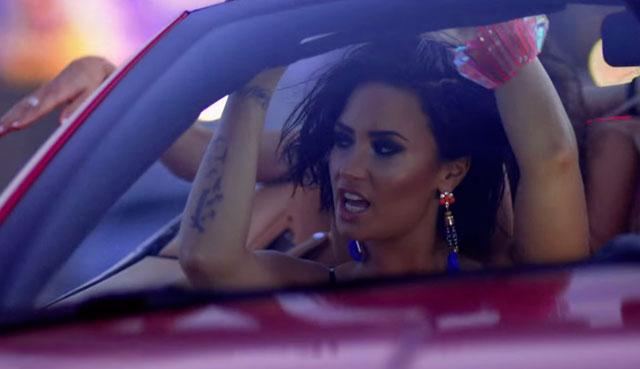 """Aprenda a fazer o make de Demi Lovato em """"Cool For The Summer"""""""
