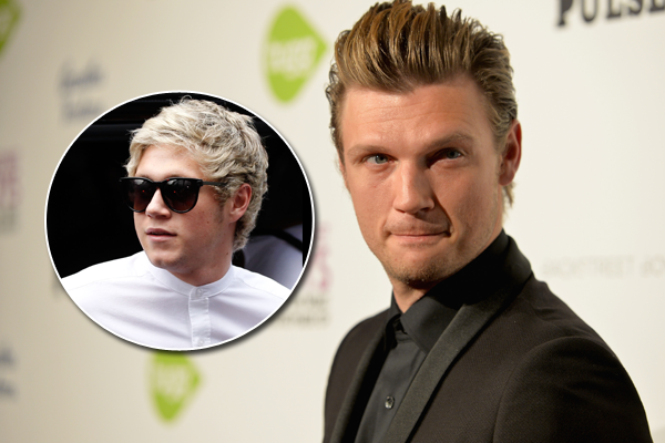 Nick Carter convidou o integrante da One Direction para fazer parte de um novo projeto. Será que ele topa?