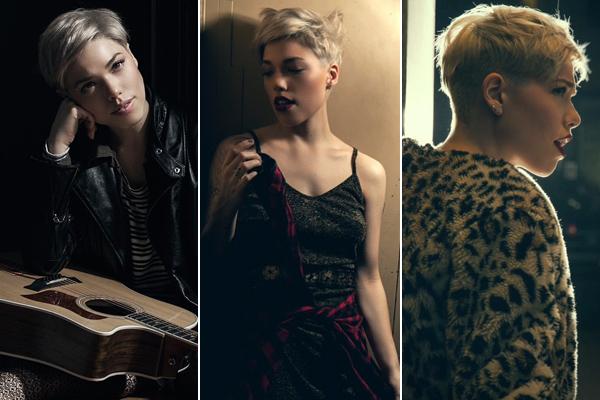 Sabrina Samn fala sobre seu estilo rock'n roll, em entrevista