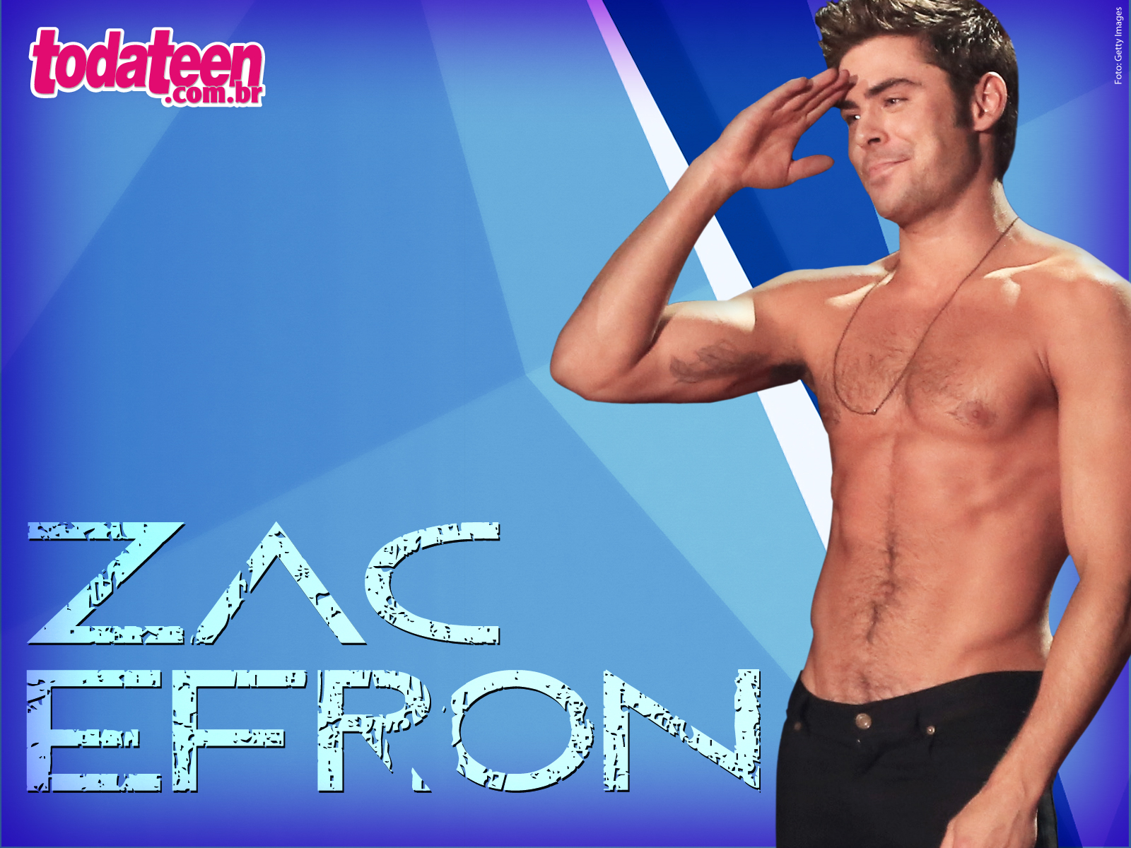 Zac Efron Wallpaper (Fullscreen)