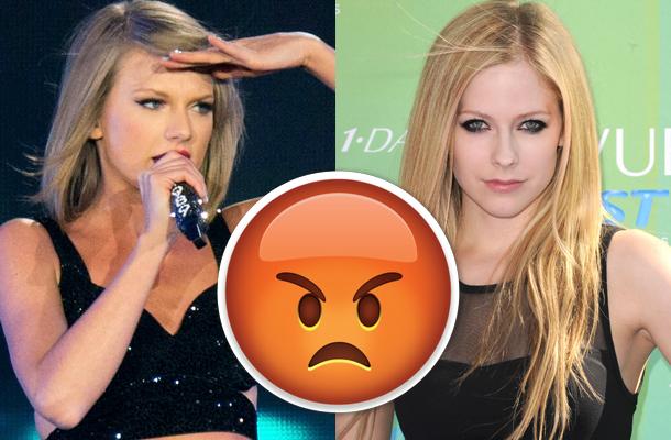 "Avril Lavigne responde ""indireta"" de Taylor Swift sobre Meet&Greet"