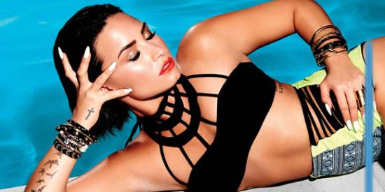 "Demi Lovato divulga teaser oficial do single ""Confident"""