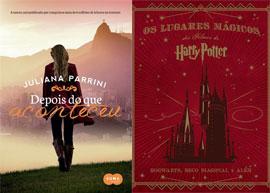 Lançamentos literários: agosto/2015