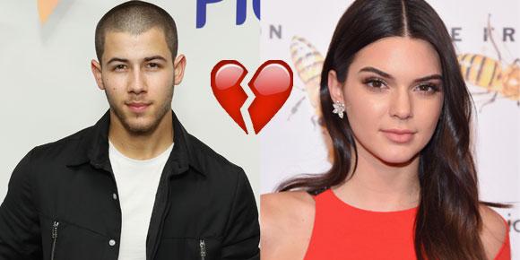 Nick Jonas nega rumores de estar namorando Kendall Jenner