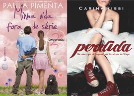 Séries de livros nacionais para conhecer JÁ!