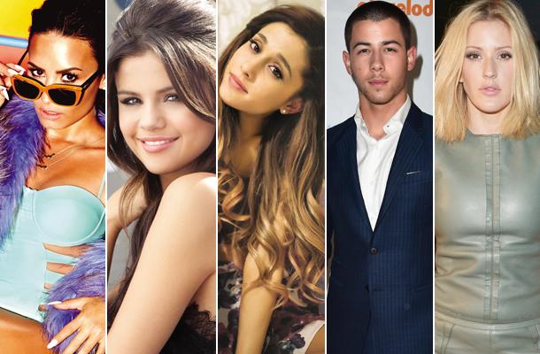 Site norte-americano revela quais serão os próximos singles de cantores