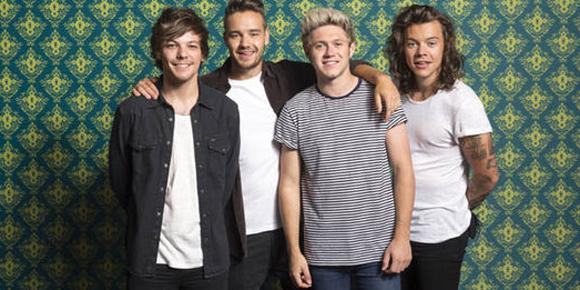 """[Vídeo] Assista o show da One Direction no """"Apple Music Festival 2015"""""""
