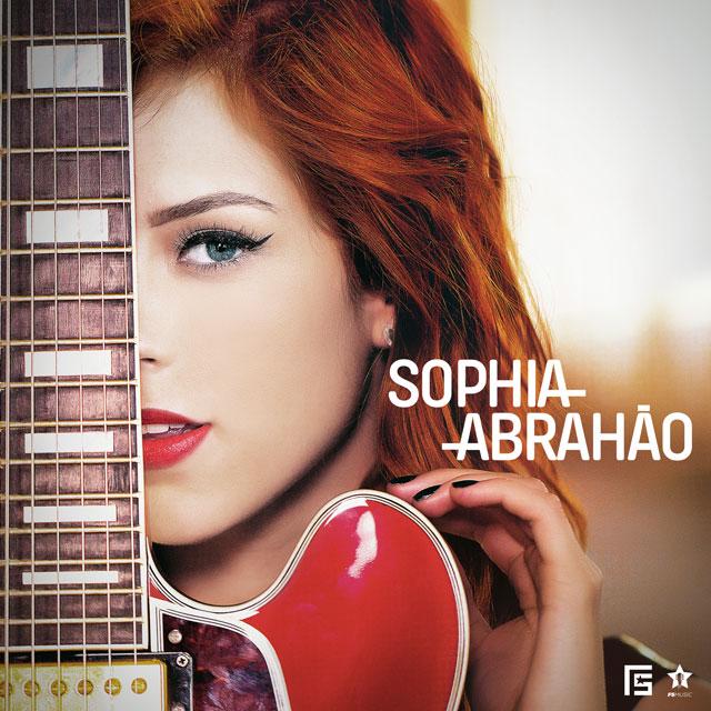 Sophia Abrahão divulga capa do seu álbum!