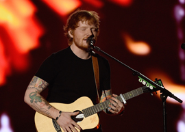 "Ouça ""Lay It All On Me"", nova música de Ed Sheeran"