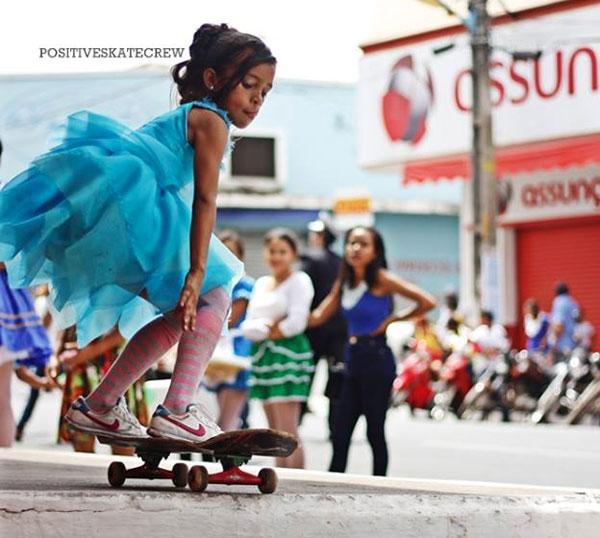 Rayssa Leal, a Fada do Skate