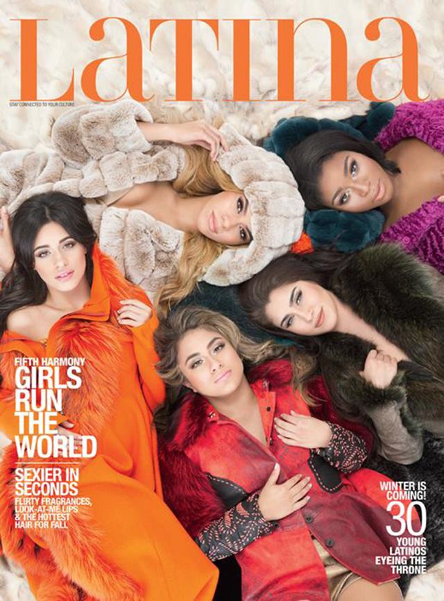 """""""Eu estaria mentindo se dissesse que tudo é um mar de rosas"""", diz Camila Cabello sobre a Fifth Harmony"""