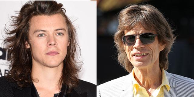 Harry Styles pode atuar em série produzida por Mick Jagger, diz site