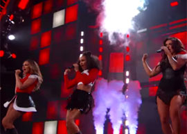 Little Mix faz performance lacradora no programa America's Got Talent