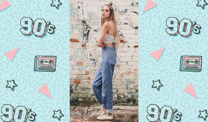 Tendências De Moda Dos Anos 90 Que Voltaram Com Tudo