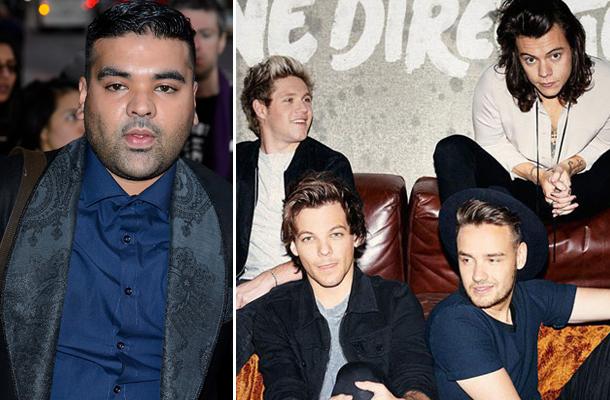 """""""One Direction não é uma banda, é uma economia"""", diz Naughty Boy em entrevista"""