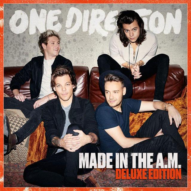 """One Direction divulga data de lançamento de novo álbum e libera a música """"Infinity"""". Vem conferir!"""