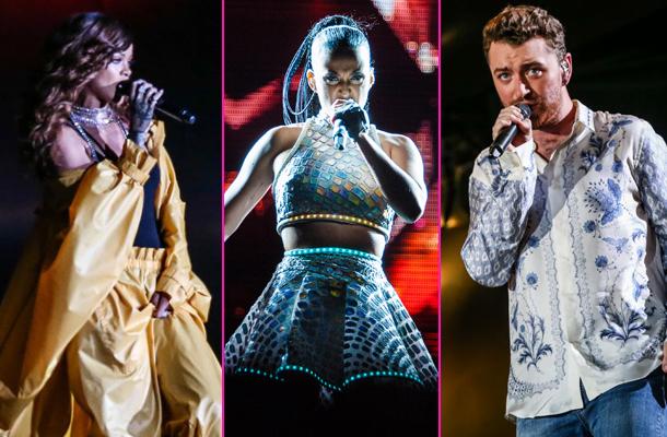 Veja os shows completos de Rihanna, Katy Perry e Sam Smith no Rock In Rio 2015