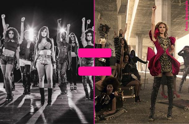 17 vezes em que Anitta se inspirou em outras divas do pop