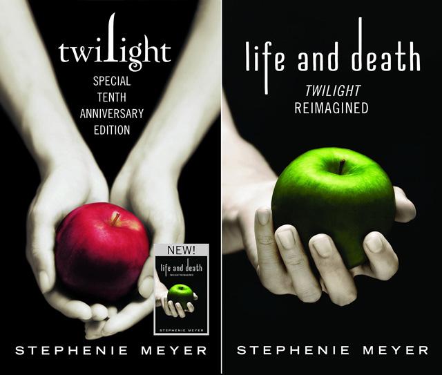 """Stephenie Meyer inverte os gêneros dos protagonistas em nova edição de """"Crepúsculo"""""""