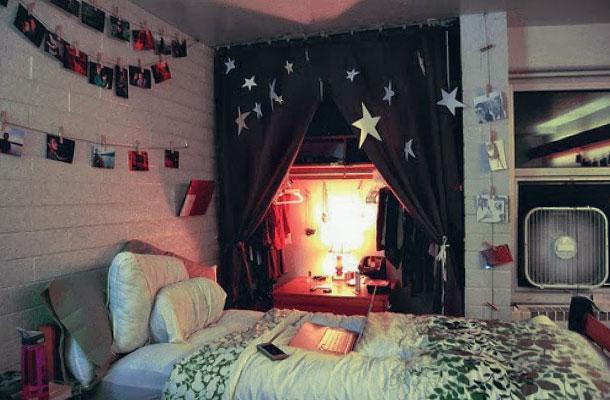 Ideias fáceis e baratas para decorar o seu quarto