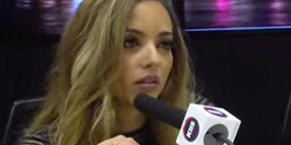 Jade Thirlwall faz pegadinha durante programa de rádio e faz a locutora chorar