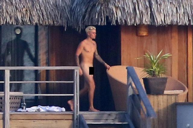 Vazam nudes de Justin Bieber na web