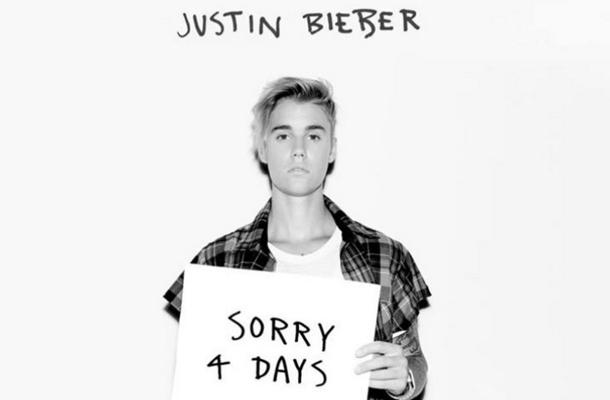 """Ouça trecho de """"Sorry"""", próximo single de Justin Bieber"""