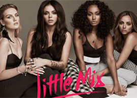 "Ouça as novas músicas da Little Mix: ""Weird People"" e ""Lightning"""