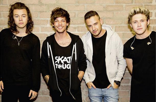 """One Direction divulga o nome das faixas de """"Made In The AM"""