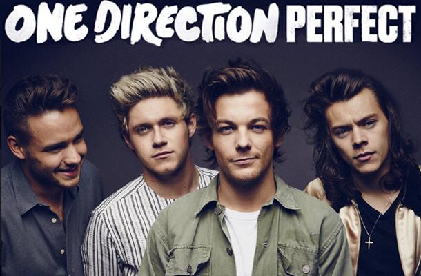 """One Direction lança EP de """"Perfect"""". Ouça na íntegra!"""