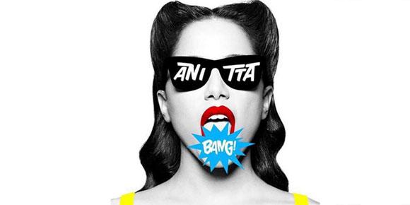 Anitta ganha a primeira conta de Snapchat verificada no Brasil