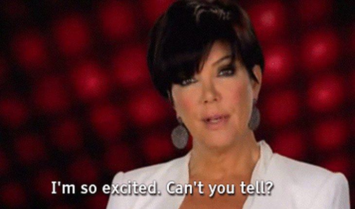 Não mentir para se dar bem com os pais: Kris Jenner pedindo para a filha contar o que aconteceu