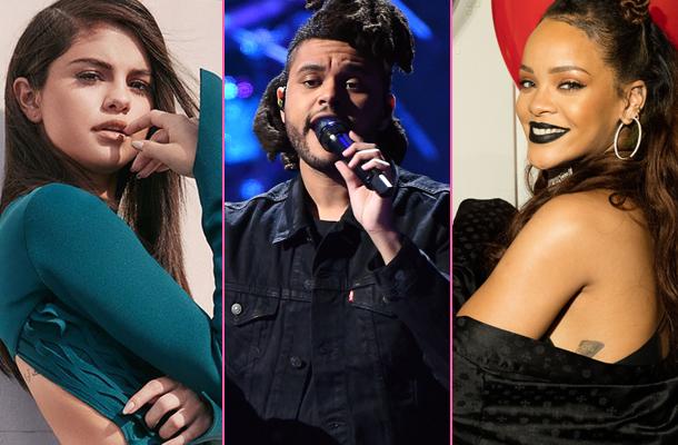 Selena Gomez, The Weeknd e Rihanna se apresentarão no desfile da Victoria's Secrets