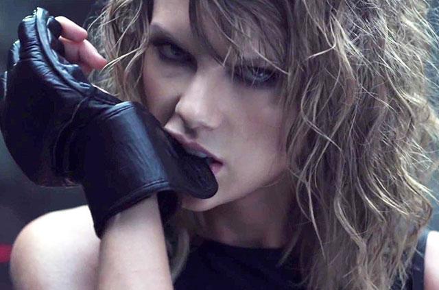 """Taylor Swift diz que """"Bad Blood"""" não foi inspirada em ninguém específico"""