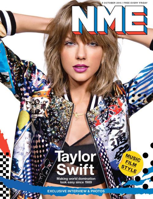 Taylor Swift diz que vai dar um tempo em seu carreira no próximo ano