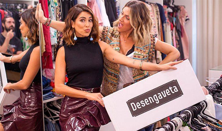 Ajudar doando roupas: Fernanda Paes Leme e Giovanna Ewbank desengavetando peças do closet para doação
