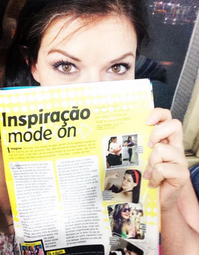 Entrevista: Ana de Cesaro, do blog Tá, e Daí?!