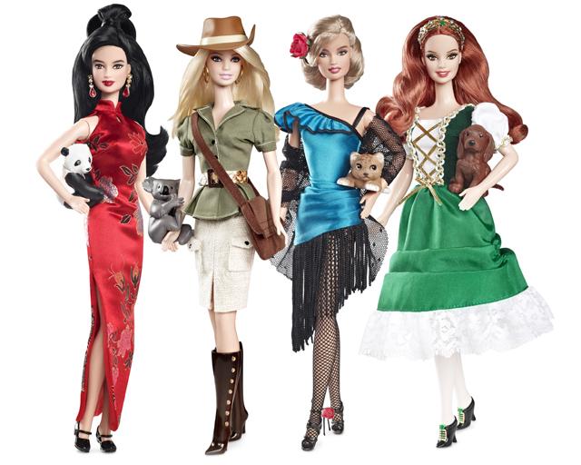 Designer da Barbie diz que a boneca que dar mais poder às garotas