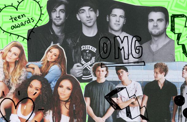 Demi Lovato, Little Mix, Nick Jonas e Justin Bieber se apresentam no BBC Radio 1's Teen Awards