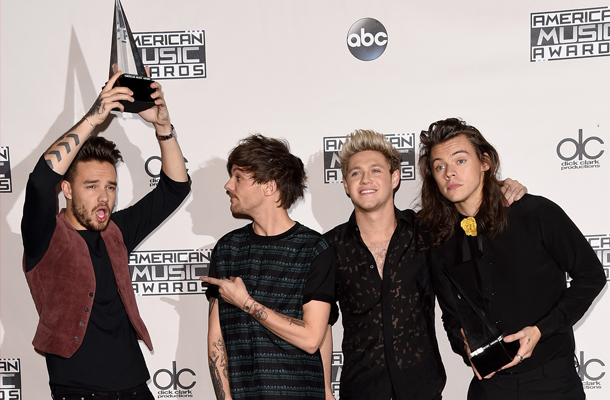 Veja a lista completa de vencedores do American Music Awards