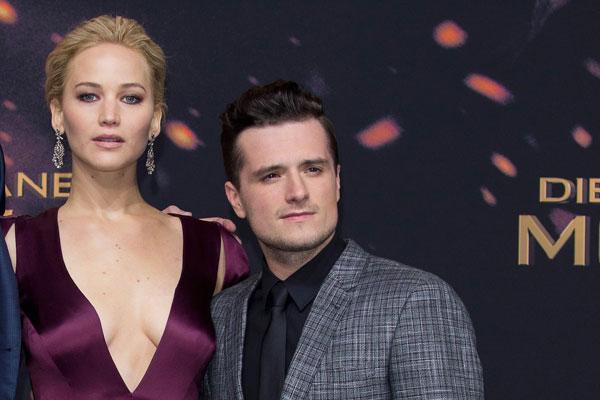 Josh Hutcherson conta que fez Jennifer Lawrence fazer xixi nas calças