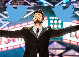 melhores tweets de Luan Santana (para guardar e retweetar)