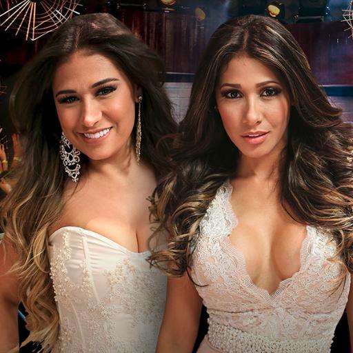 Simone e Simaria ou Kardashians?