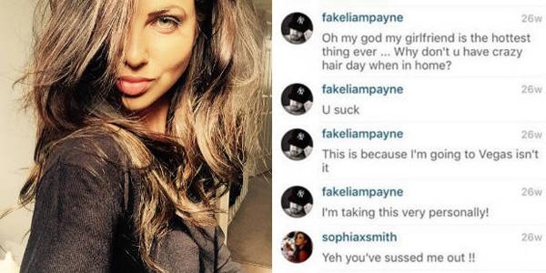 Ex-namorada de Liam Payne revela fotos inéditas do casal