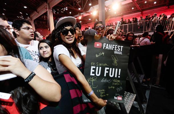 Veja o que rolou: Youtubers na primeira FunFest do Brasil!