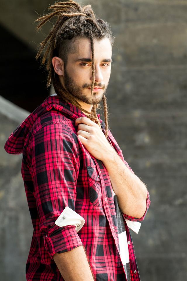 Ator Gabriel Reif ensina você a cuidar dos seus dreads